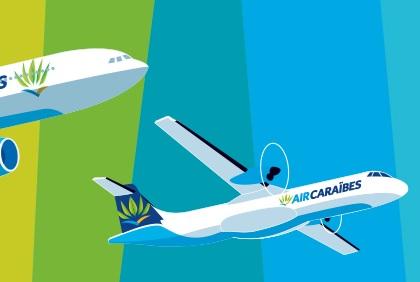 Air Caraïbes lance des offres spéciales agents de voyages