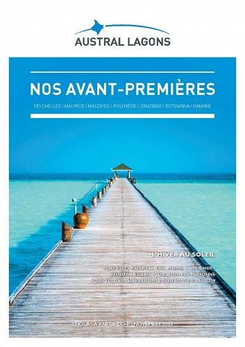"""La brochure """"Nos Avant-Premières"""" - DR"""