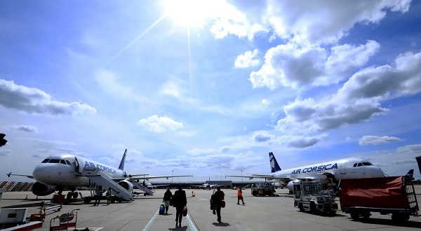 Air Corsica vise une augmentation de 100 000 passagers en 2018 - Crédit photo : Air Corsica