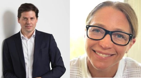 Thomas Haagensen et Lis Blair - DR easyjet