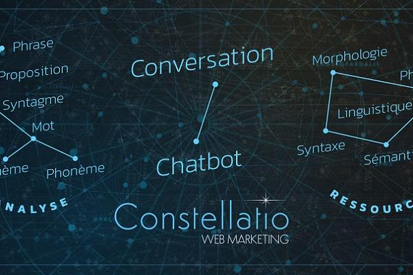 Constellatio utilise une multitude de paramètres pour rendre plus riche la conversation des chatbots - Crédit photo : Constellatio