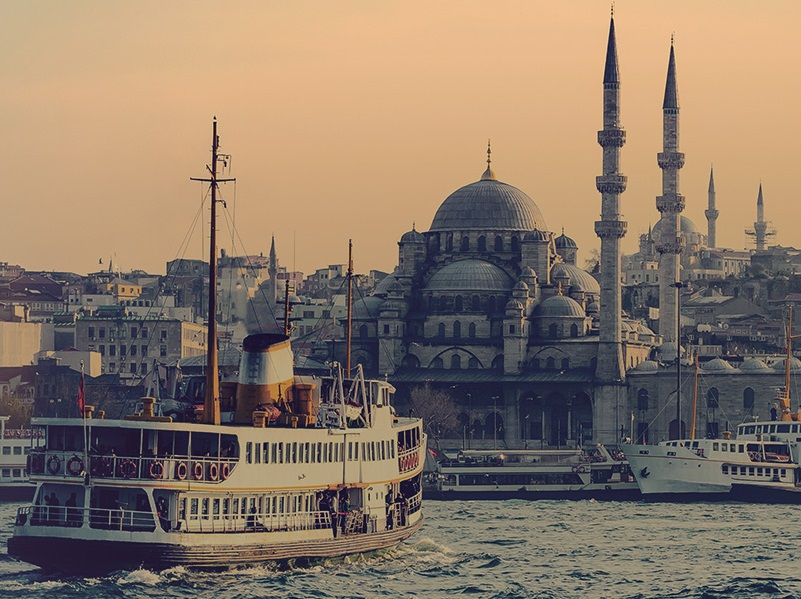 Visiter Istanbul entre deux avions, c'est la solution Touristanbul proposée par Turkish Airlines - photo Turkish Airlines