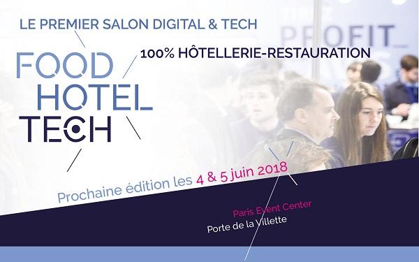 Food Hotel Tech dévoile les noms des start-ups nominés - Crédit photo : Food Hotel Tech