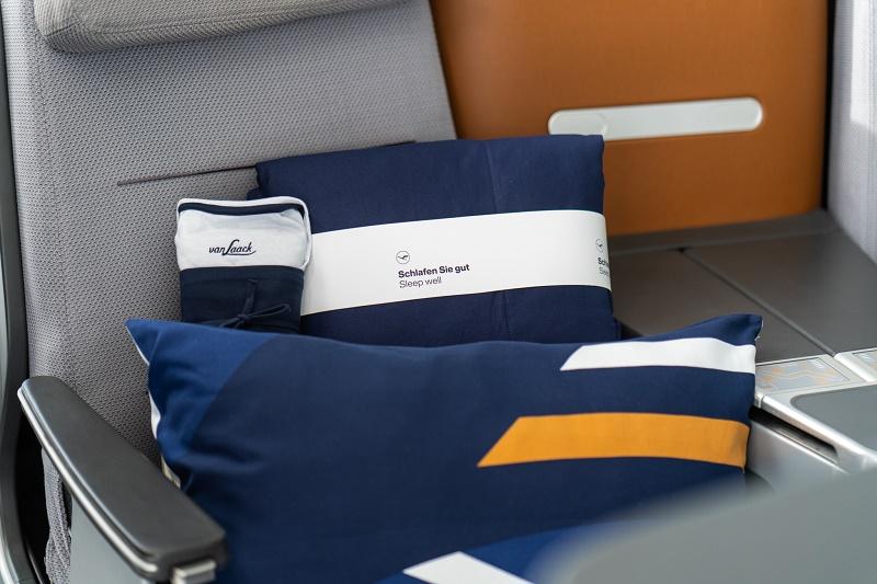 Le nouveau kit de voyage « Dream Collection » de Lufthansa - DR Lufthansa