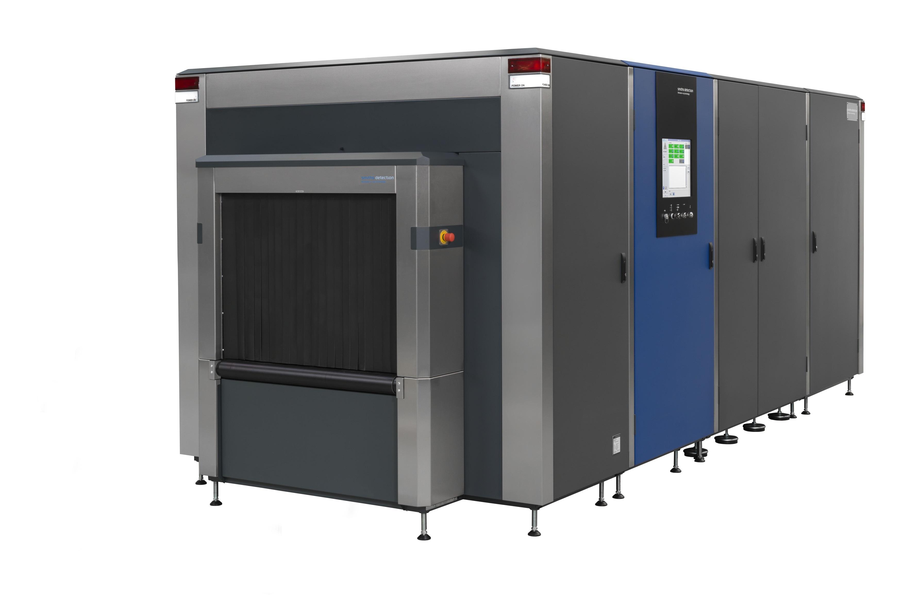 Les scanner de Smiths Detection sont aussi disponibles dans les aéroports /crédit photo Smiths Detection