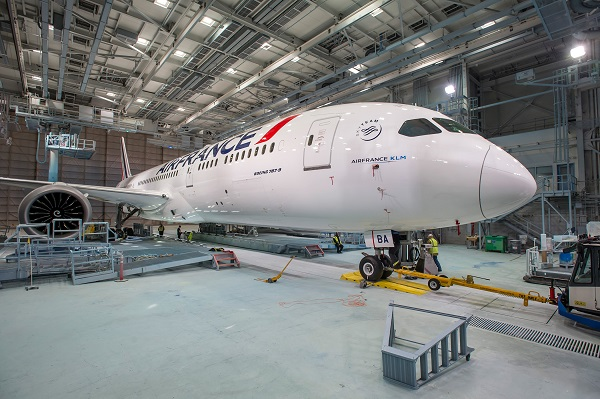 Les Boeing 787 d'Air France ne seront plus cloués au sol - Crédit photo : Air France