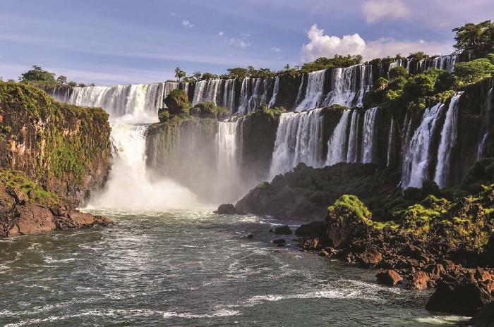 Les chutes d'Iguazu - DR INPROTUR