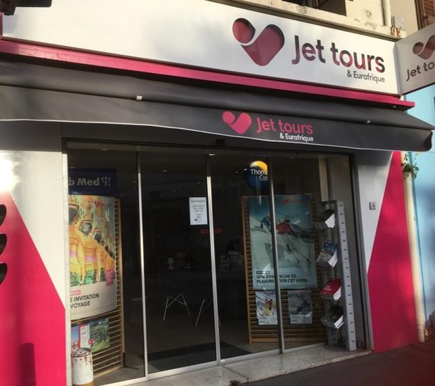 Agence Jet tours Eurafrique à Marseille - DR