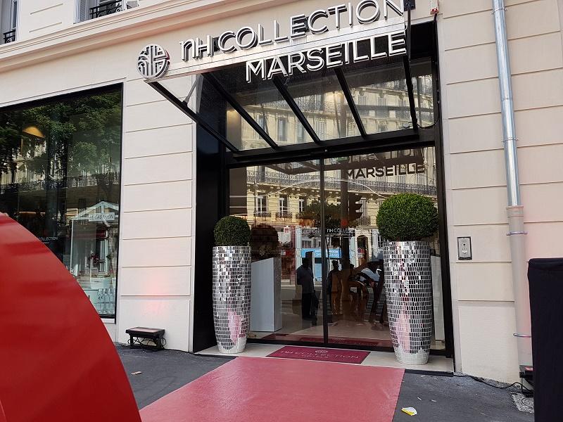 Le premier NH Collection de France a ouvert début janvier et a été inauguré mercredi 30 mai 2018 - Photo CE
