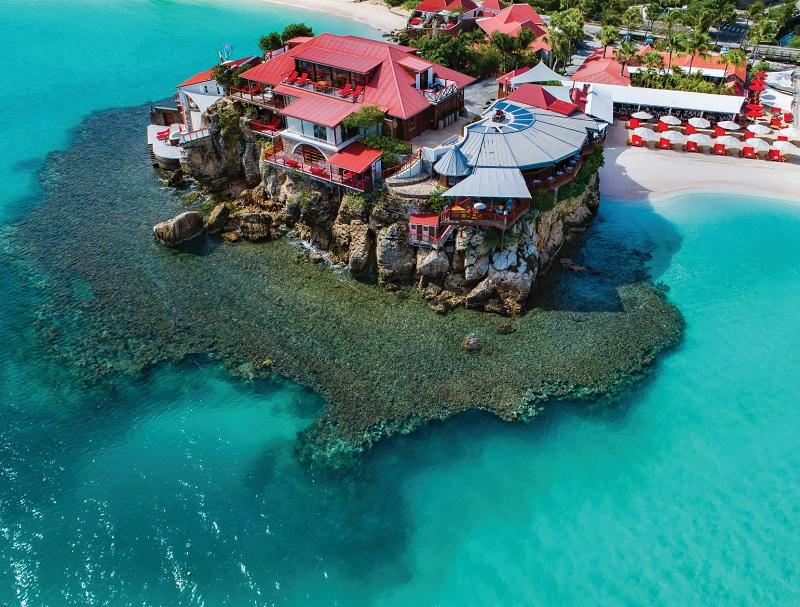 Chambres, suites et villas seront toutes rénovées ainsi que deux suites également dotées d'une piscine privée - DR : Oetker Collection