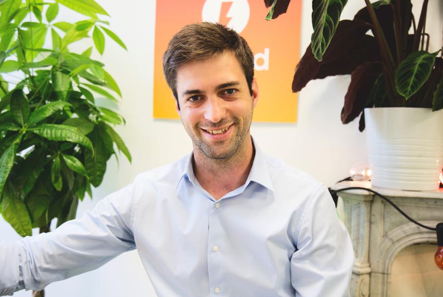 Florent Malbranche, CEO et cofondateur de Brigad. - Brigad