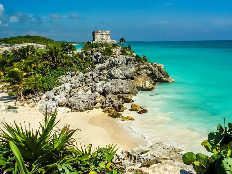 Une dizaine d'agents de voyages va partir à la découverte du Yucatan - crédit photo AmeriGo