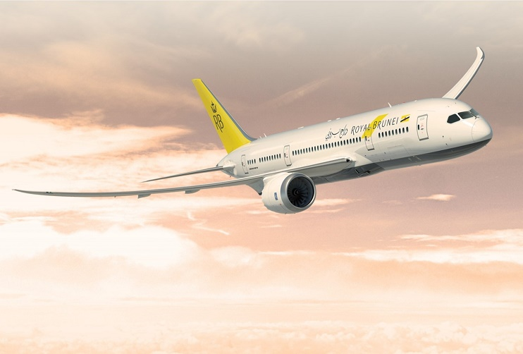 DR : Royal Brunei Airlines