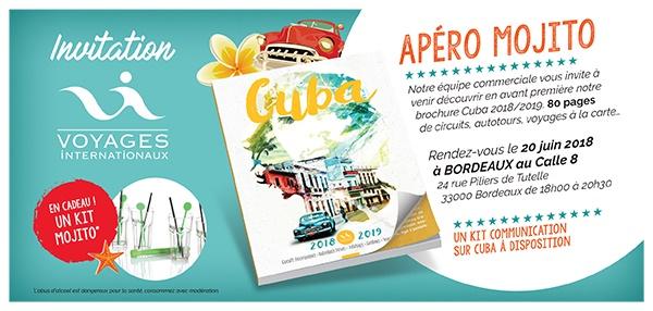 Voyages Internationaux part en tournée dans une quinzaine de villes en France pour présenter sa nouvelle production Cuba - DR