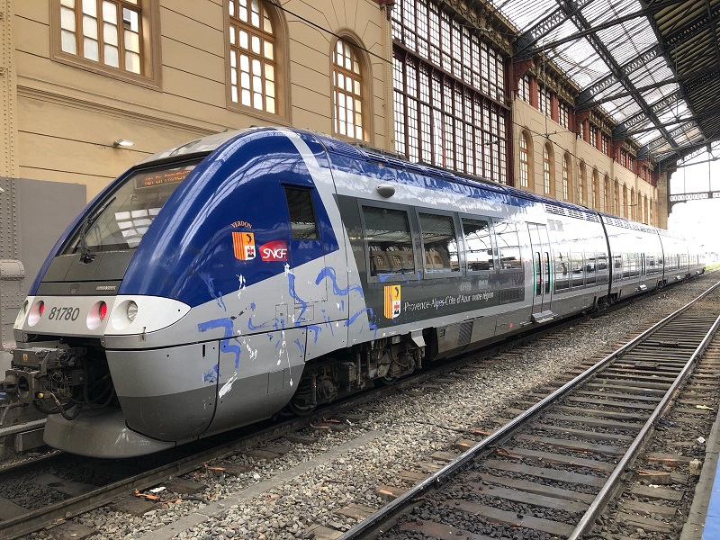 Trafic peu perturbé ce 7 juin 2018... Sauf sur les trains régionaux. - Photo TourMaG - JdL