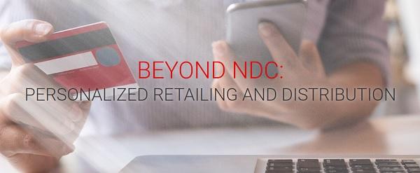 """Sabre va intégrer NDC et veut aller plus loin à l'aide de son programme """"Beyond NDC"""" - Crédit photo : Sabre"""