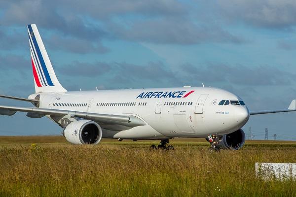 Alors que le trafic passagers d'Air France baisse de 1,7%, KLM enregistre une croissance de 2,8% en mai 2018 - Crédit photo : Air France