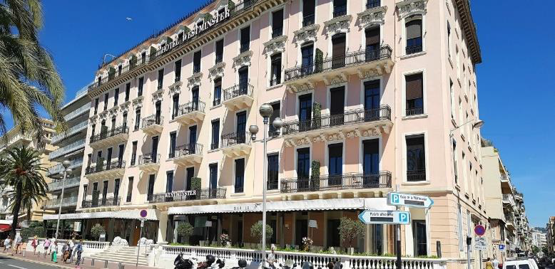 Le Westminster Hotel&Spa de Nice rejoint la gamme Premier Collection de Best Western - Crédit photo : Best Western