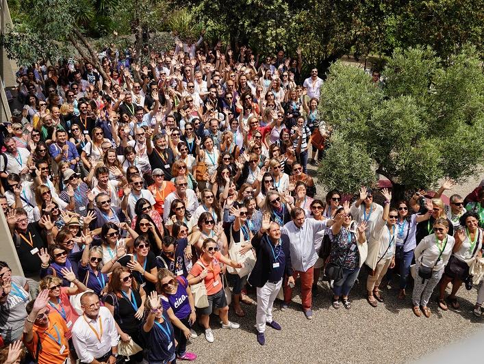 La convention Bleu Voyages s'est déroulée à Giens dans le Var - Photo NS TourMaG.com