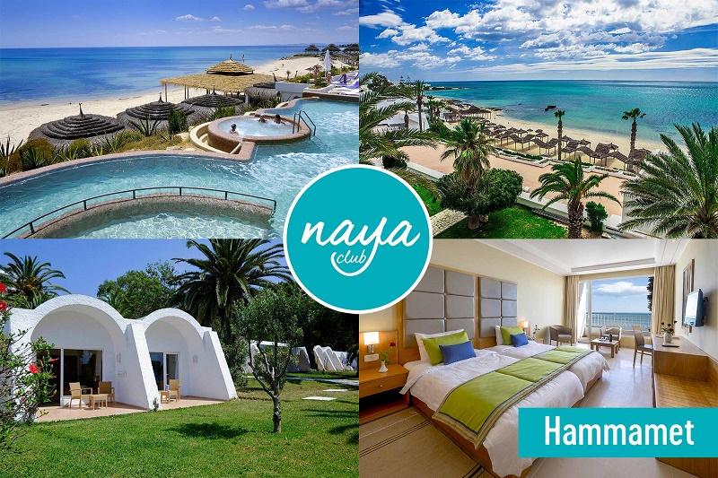 Voyamar : un nouveau Naya Club en Tunisie à Hammamet - DR