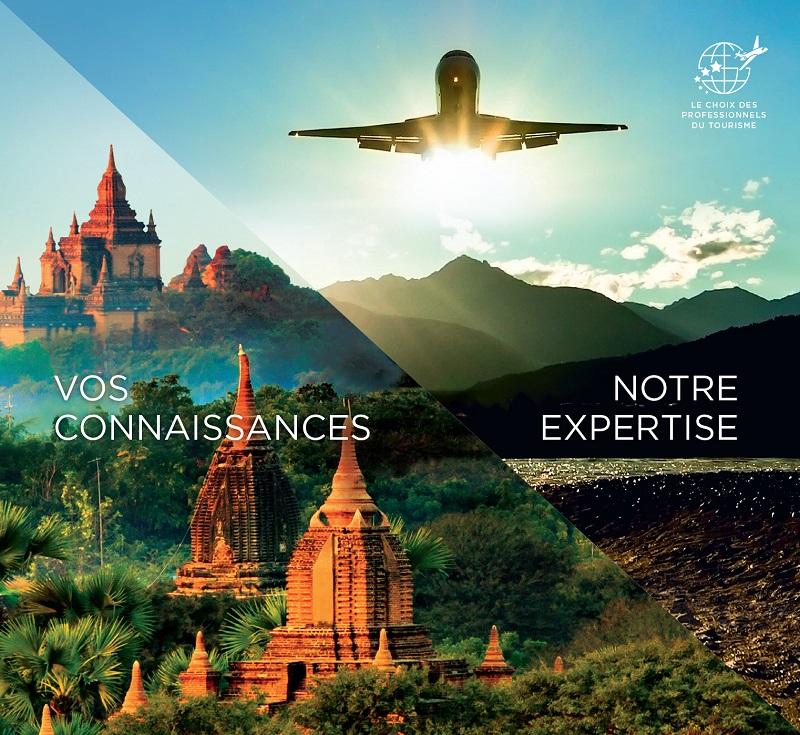 ACS, le choix des professionnels du tourisme. Photo: ACS