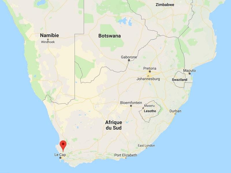 Afrique du Sud : deux morts lors d'une attaque au couteau