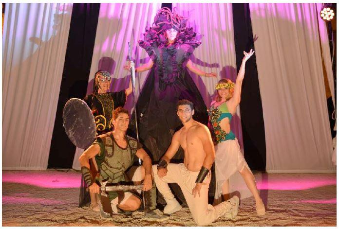 Le Mythologic Show d'Héliades est de retour