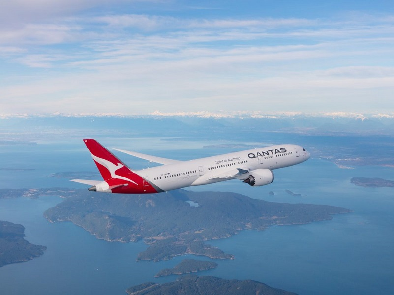 Crédit Photo Quantas : Dreamliner Quokka aircraft