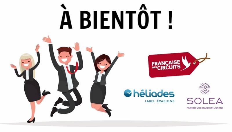 Héliades, La Française des Circuits et Solea partent en roadshow