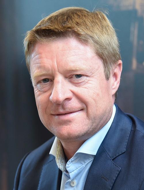 Laurent Dusollier directeur général du Groupe Odalys mercredi à Paris. - Photo Bernard Moulin