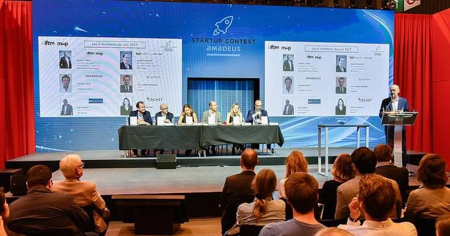 Start Up Contest by Amadeus aura lien en 2018 sur l'IFTM Top Resa - Photo DR IFTM
