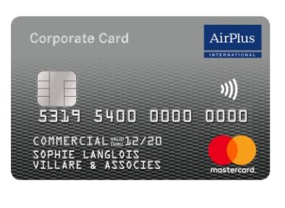 AirPlus International propose une nouvelle carte de paiement