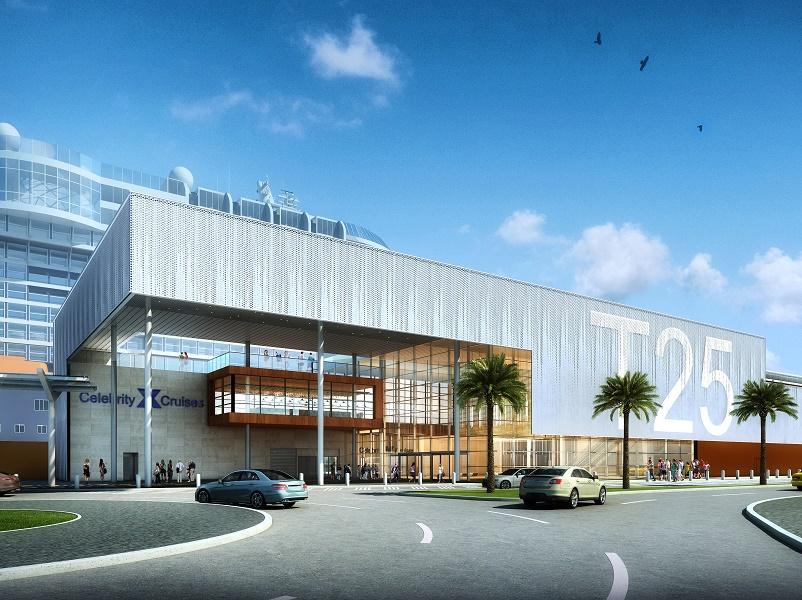 Floride : le Terminal de luxe T25 ouvrira en octobre 2018