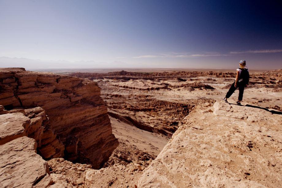 Explora propose d'explorer le désert d'Atacama, région du nord du Chili - DR : Explora