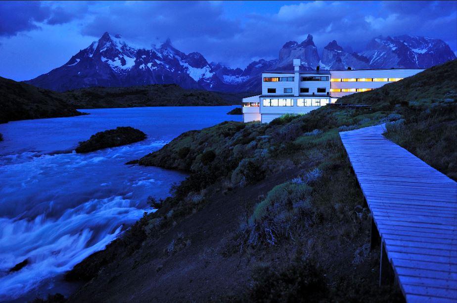 Explora dispose d'une premier hôtel 5 étoiles, en Patagonie, au cœur du parc national Torres del Paine, au Chili. Un emplacement privilégié pour explorer le parc - DR : Explora
