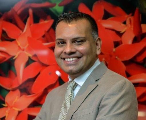 Arvind Bundhun nouveau directeur de l'Office du Tourisme de l'île Maurice - DR