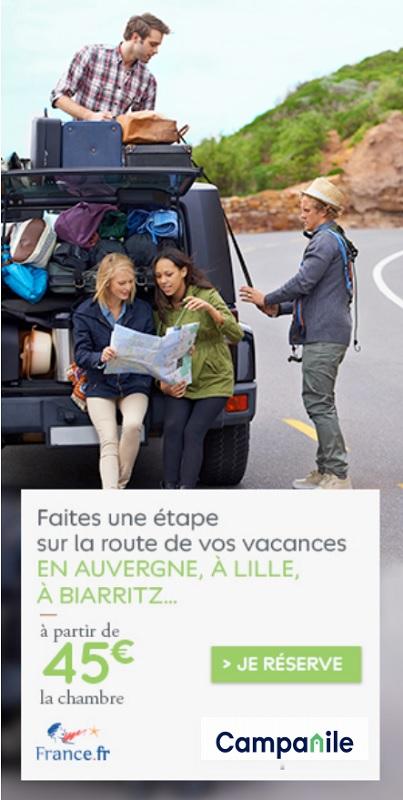 Atout France et Campanile font campagne commune pour séduire les Européens