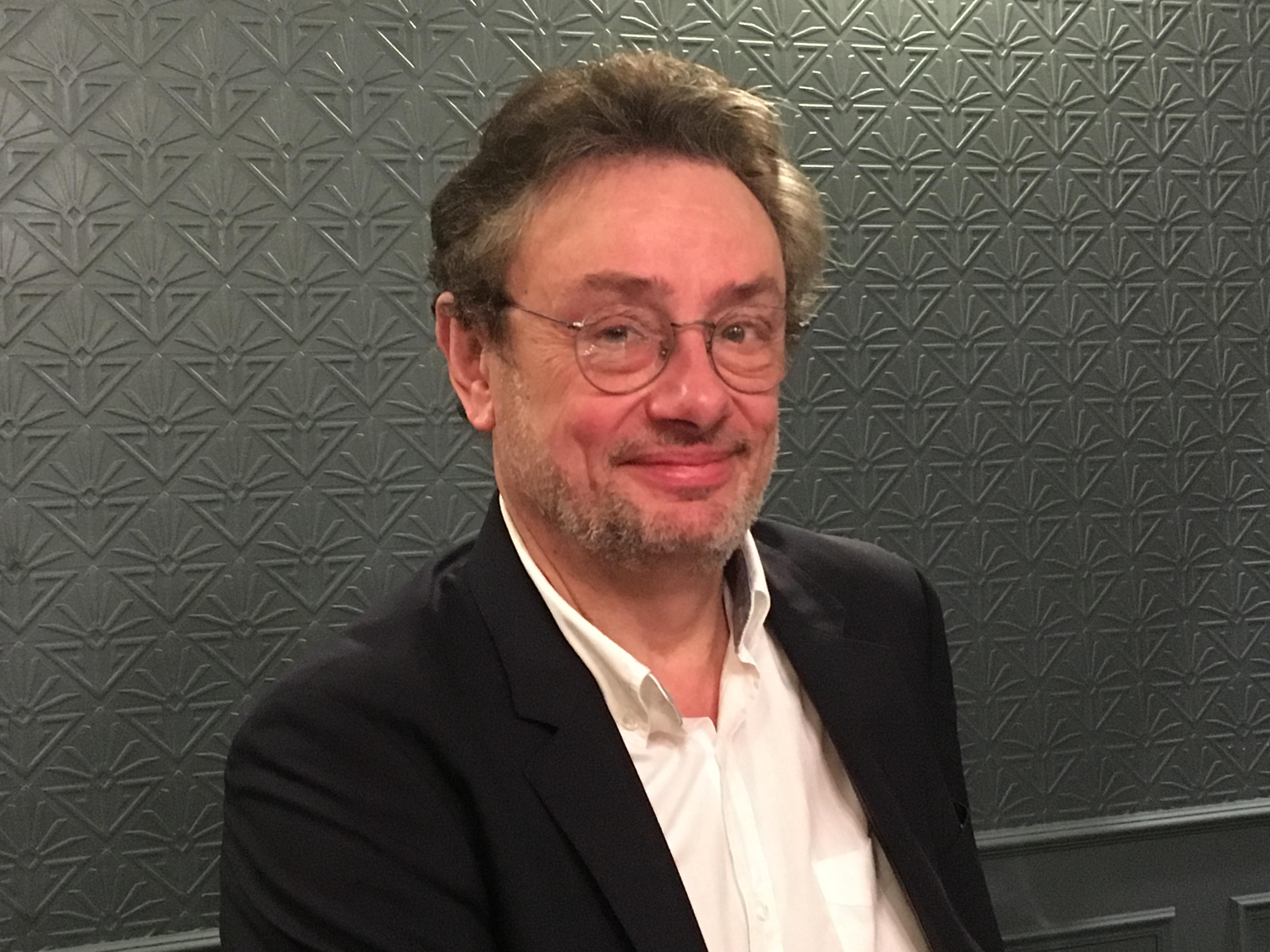 Eric Ridet, co-directeur de Connaisseurs du voyage. - CL