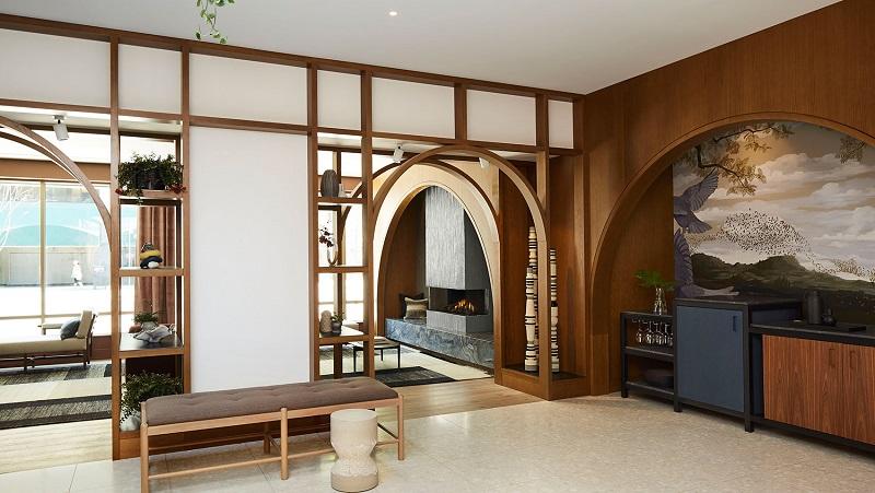 Un nouveau boutique hôtel ouvre ses portes dans le quartier branché de Toronto. www.kimptonsaintgeorge.com
