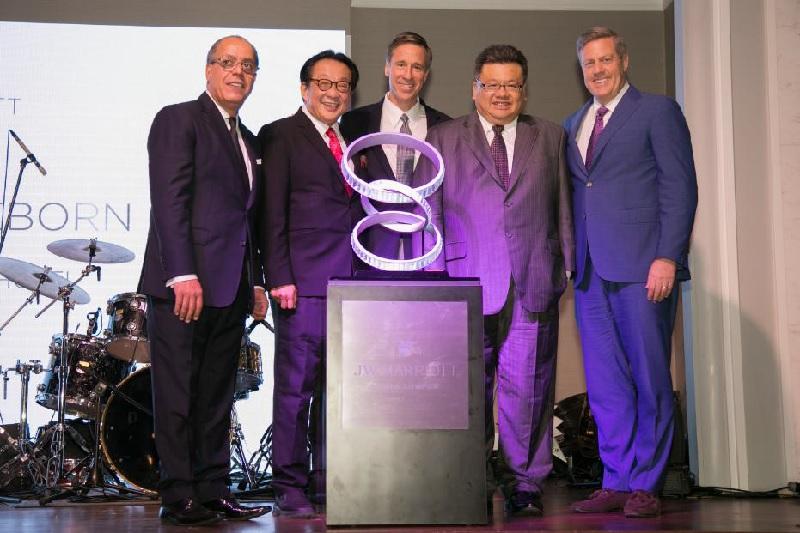 Marriott International et YTL Hotels ont annoncé des accords pour de nouveaux hôtels à travers l'Asie - DR : Marriott International