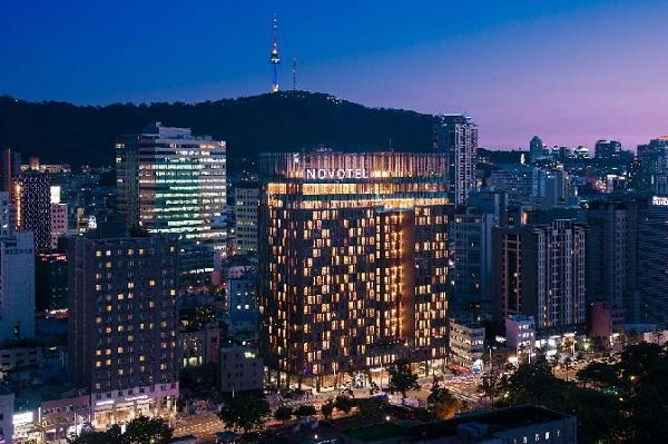 Novotel Ambassador de Seoul est un condensé de nouvelles technologies - Crédit photo : Novotel