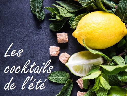 Les cocktails de l'été lancés par Kuoni dans 25 villes de France - DR