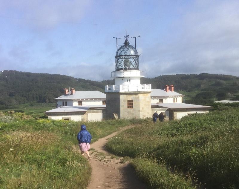 La Galice et ses côtes déchiquetées rappelant l'Irlande ou la Bretagne, où le vert et le bleu se marient - DR : J.P.-C.