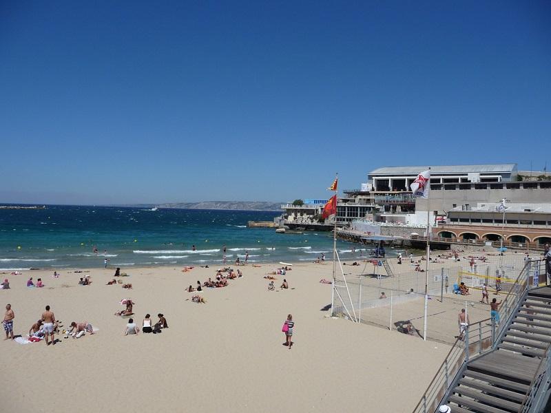 Les plages marseillaises, pas si polluées qu'on le croit ? - crédit photo :  Patrick Nouhailler / flickr