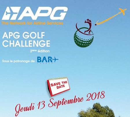 APG Golf Challenge : les inscriptions sont ouvertes