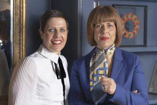 Estelle et Laure Limousin sont à la tête du bureau Suisse - DR
