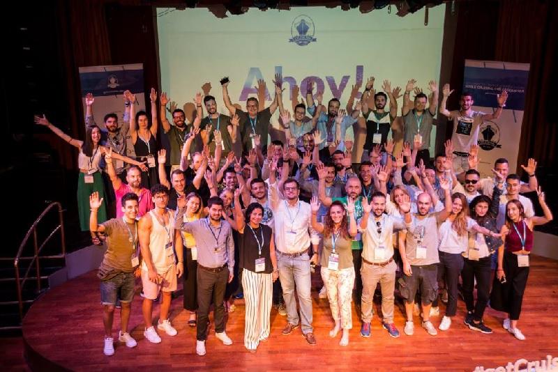 55 participants se sont challengé dans le cadre de CruiseInn, l'événement organisé par Celestyal Cruises - DR
