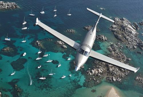 CaptainJet lance une navette Paris- St-Tropez en avion privé - DR