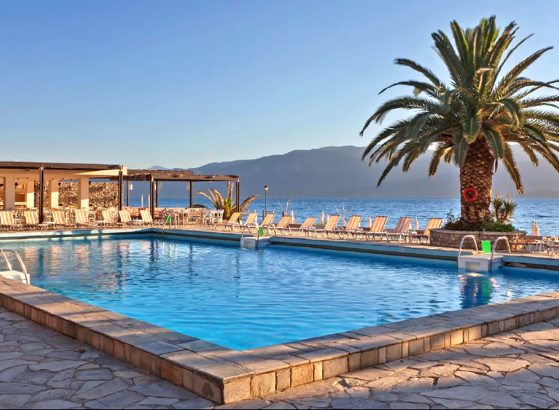 le Bravo Club Long Beach dans le Péloponnèse - Chez Alpitour, la Grèce et les Baléares sont moins impactées que le Maghreb et la Sardaigne - © Alpitour France