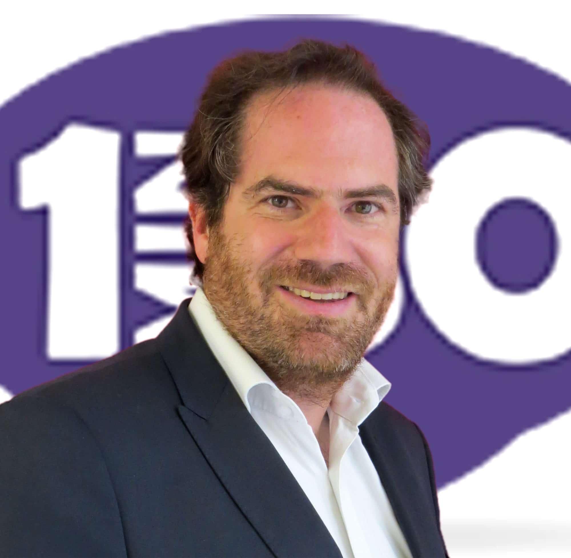 Gabriel Dabi-Schwebel, fondateur de l'agence web et marketing 1min30. - 1min30